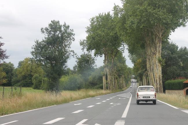 Entre St-André-de-Cubzac et Cubzac-les-Ponts