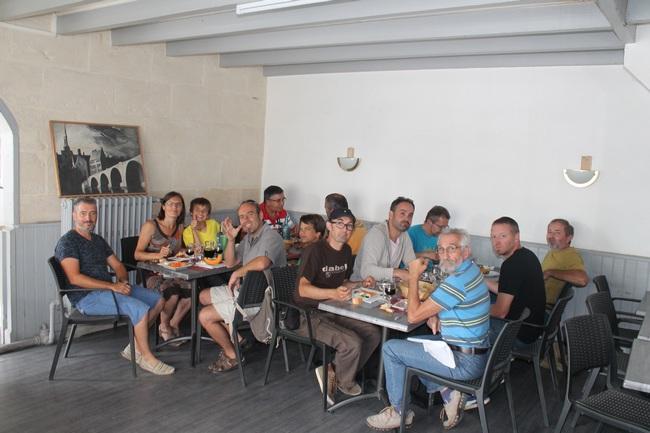 Salle à manger des Deux Charentes
