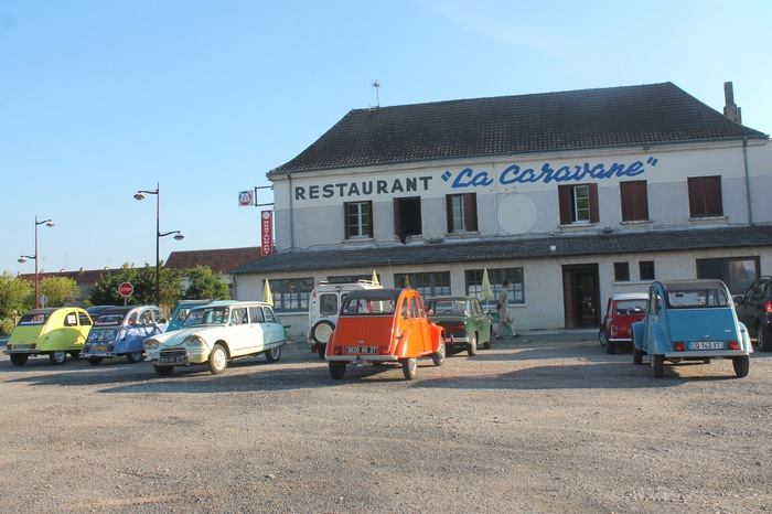 La-Celle-Saint-Avant, La Caravane