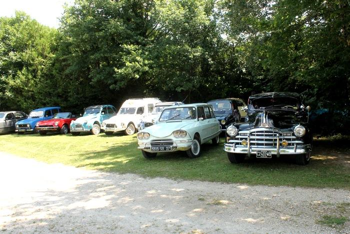 Parking du Vieux Cormenier