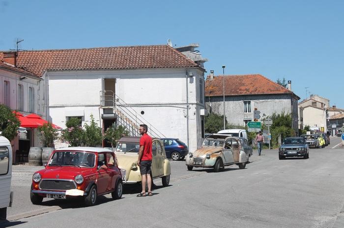 Le restaurant des Deux Charentes à La-Garde