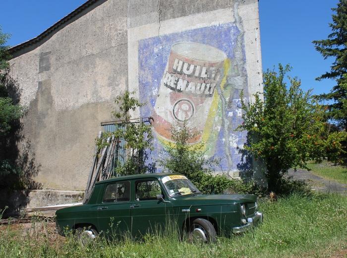 """""""Ton sur ton"""" au sud de Montlieu"""