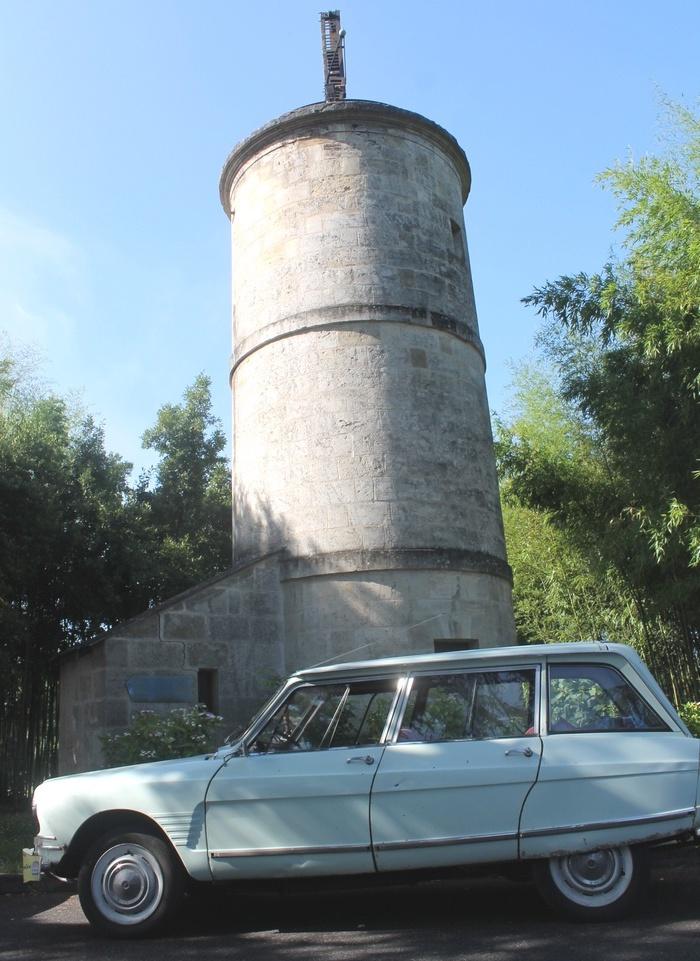 Gradignan, la tour du télégraphe Chappe