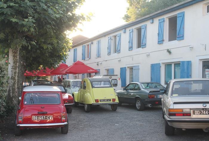 Castets, soirée-étape à l'hôtel de la Côte d'Argent