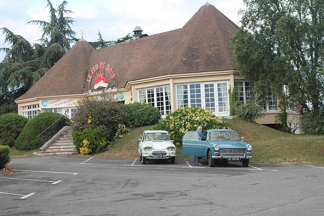 Champniers, restaurant Le Feu de Bois