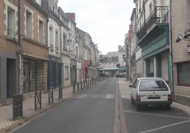 Etape 01 Port De Piles Ch 226 Tellerault