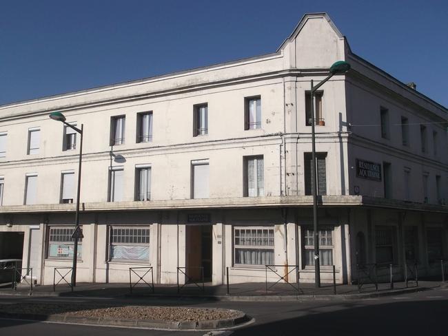 L'ex-hôtel de Bordeaux, quartier Saint-Ausonne