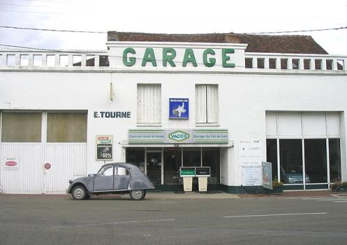 Mes citro n sur la nationale 10 for Garage citroen montlouis sur loire
