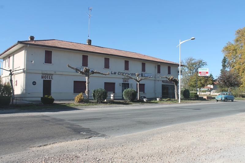 """Le Muret, l'ancien hôtel-restaurant """"Le Caravanier"""""""