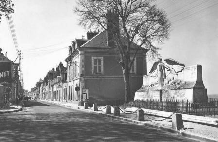 Chateaudun rue de chartres