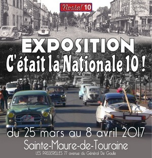 "Exposition ""C'était la Nationa"