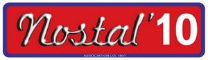 Nostal 10 logo 301