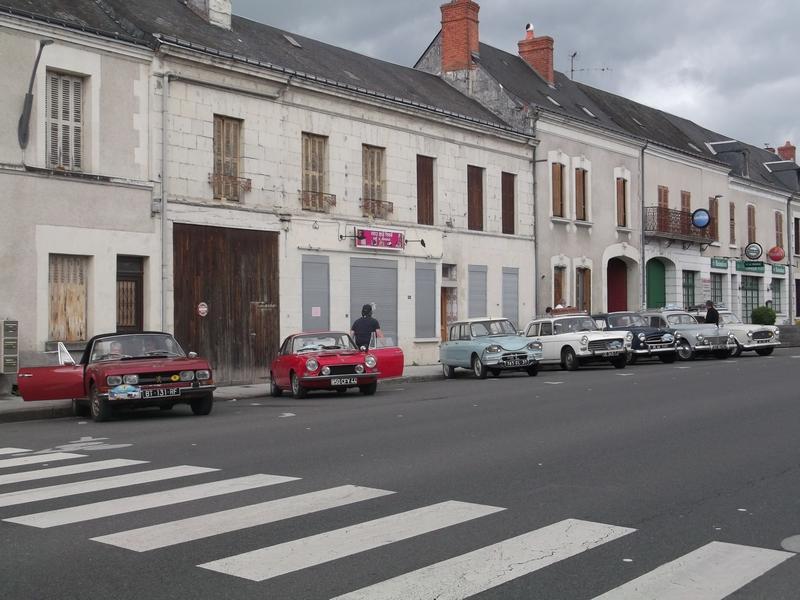 Pause rafraîchissante à Sainte-Maure-de-Touraine