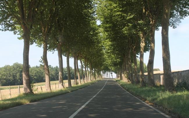 Sud de Rambouillet, l'ancienne Nationale 10