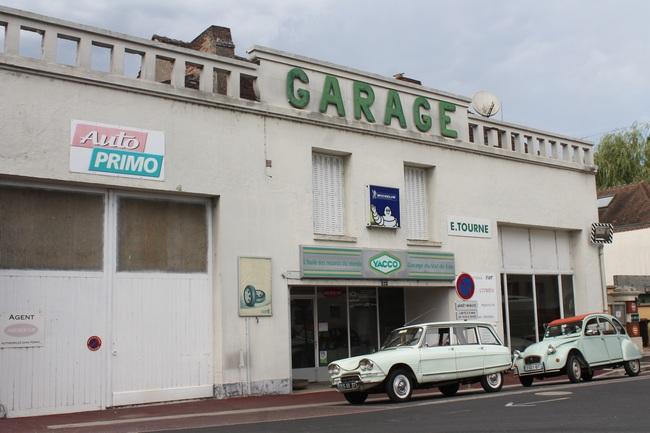 Cloyes s/ le Loir, garage du Val de Loir