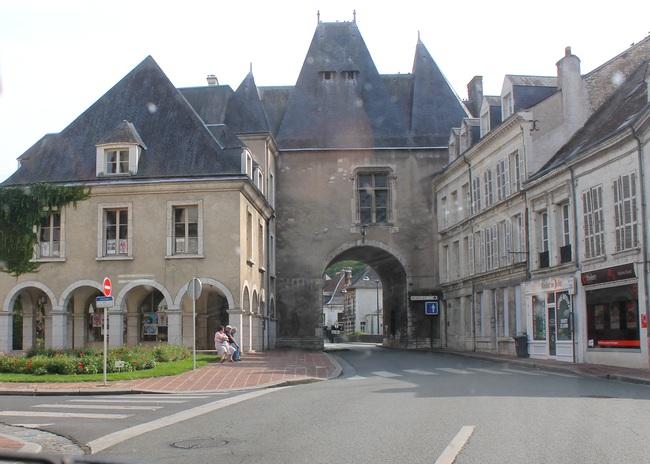 Vendôme, la porte Saint-Georges