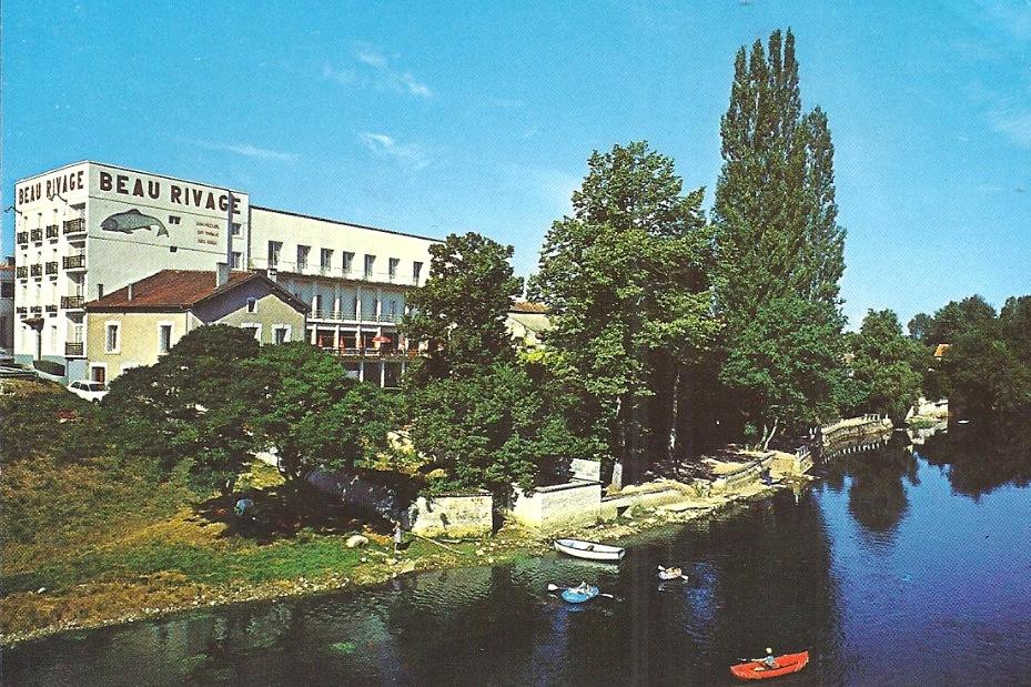 Hôtel Beau Rivage à Mansle